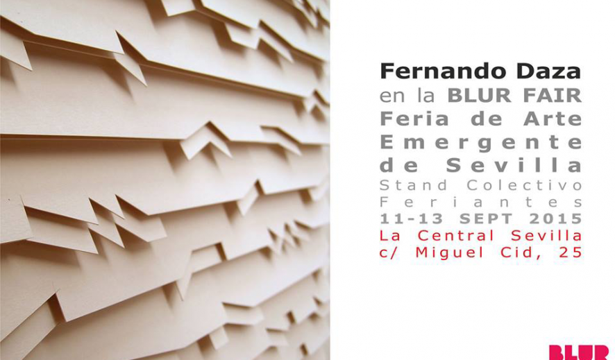 """Blur Fair, Feria de Arte Emergente de Sevilla"""