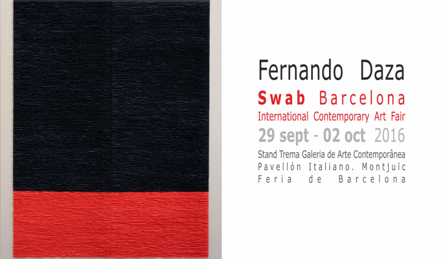 """SWAB BARCELONA. Feria Internacional de Arte Contemporáneo."""