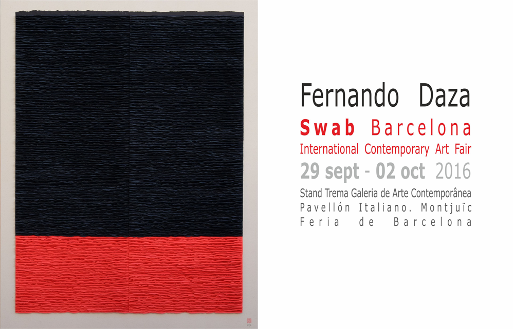 SWAB BARCELONA. International Contemporary Art Fair