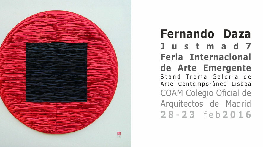 """Justmad/7, Feria Internacional de Arte Emergente"""